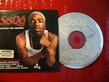 SISOO CD SINGLE UNLEASH THE DRAGON CD 1