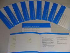 Servizio generico libro di storia, adatto per punto, BRAVO, STILO, ULYSSE, PANDA 500