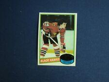 1980-81 Topps Hockey #12 Doug Wilson Black Hawks  MINT   UNSCRATCHED