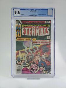 🔑🔥 Eternals #2 ~ CGC 9.6