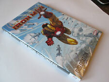 COMICS - INTEGRALE - PANINI - INVINCIBLE IRON MAN T.02 - FRACTION / LARROCA