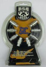 BSB Boos Single Axle System Achsen und Spacer, Original