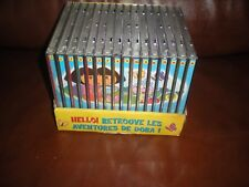 Boxed 16 pc games dora the explorer-french version
