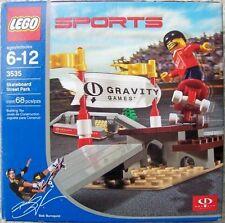 Lego bob burnquist street pack 3535