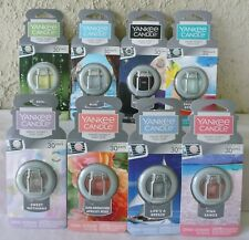 Yankee Candle Smart Scent Car A/C Vent Clip SUMMER FRESH SCENTS