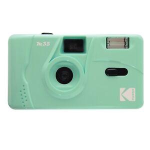 KODAK M35 35mm Reusable Film Camera Mint Green Retro Lomo Kodak M35 UK Stock