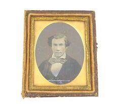 1800s Victorian Ambrotype Photograph by Turnbull 75 Jamaica st Glasgow LAYBY