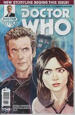 Doctor Who #6 New Adventures with the 12th Doctor comic book TV show series