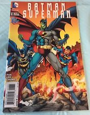 Batman Superman #13 Variant The New 52 DC Comics 2014 NM