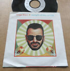 "DISQUE 45T DE RINGO STARR "" WEIGHT OF THE WORLD """