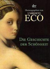 Die Geschichte der Schönheit von Eco, Umberto | Buch | Zustand gut