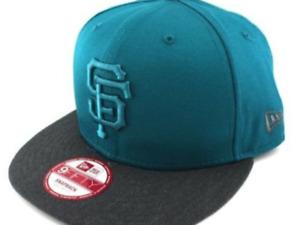 BNWT NEW ERA SAN FRANCISCO GIANTS 9FIFTY SNAPBACK BASEBALL CAP SMALL/MEDIUM