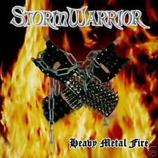 STORMWARRIOR  - HEAVY METAL FIRE CD LIKE OLD HELLOWEEN / RUNNING WILD