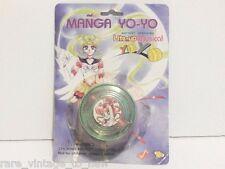 Sailor Moon Lite-up Musical Manga YoYo Toy Jupiter Venus Yo-Yo Japan Toy