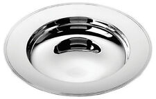 """SILVER PLATED 6"""" AMARDA / ARMADA / DRAKES DISH (NEW) Suitable for Engraving"""