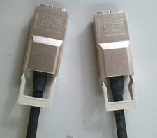 New Infiniband 10GBs 4X CX4 to CX4 Cable 2M/6.6FT SAS M/M