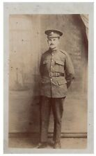 Postcard WW1 Army Service Corps ASC Soldier British Army Military RPPC 8a