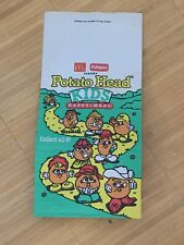 Potato Head Kids McDonalds Happy Meal Bag New 1992 Rare