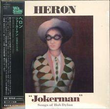 HERON-JOKERMAN -SONGS OF BOB DYLAN--JAPAN MINI LP CD Fi56