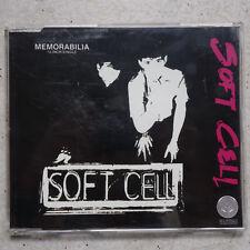 Soft Cell – Memorabilia  Vertigo – 875 401-2  Maxi-CD  topp Rare Germany 1990