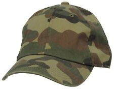 Woodland Camouflage Athletic Military Tactical Polo Hunting Baseball Hat Cap