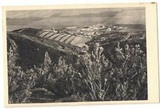 Judaica Palestine Old Postcard Kibbutz Ginegar
