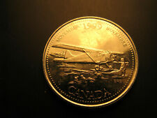 Canada 1999 Millennium November Gem Mint 25 Cent Coin ID#J22.