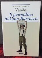 Il Giornalino di Gian Burrasca VAMBA Gianburrasca Crescere Edizioni LIBRO NUOVO