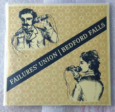 "Failures' Union & Bedford Falls split 7"" vinyl Astro City 0.5 Useless Facts new"