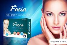 Facia Triple action for Healthy Glowing Young Skin Hair Nail Australia Product