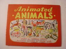 Animated Animals, Edward Ernest, Julian Wehr, DJ, Intact, 1943