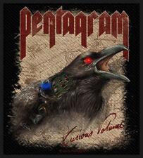 Pentagram - Curious Volume Patch 10 cm x 10cm