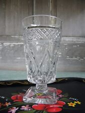 Imperial Glass Cape Cod Clear Iced Tea Goblet