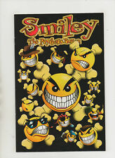 Smiley The Psychotic #1 - Limited Premium Edition - (Grade 9.2) 1998
