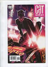 Catwoman #59 - Adam Hughes Cover! - Its Only A Movie! - (9.2)