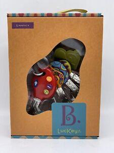 B. LucKeys Key Ring & Keys - New