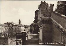CESENA - MONUMENTO AI CADUTI (FORLI) 1961