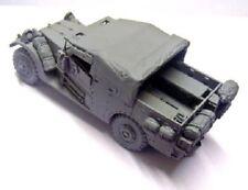 Milicast UK244 1/76 Resin WWII British White M3A1, Truck 15cwt, 4x4 Ambulance