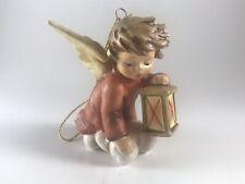 Goebel Hummel Figurine Angelic Guide Angel Ornament 1991 #202 The Love Lives On