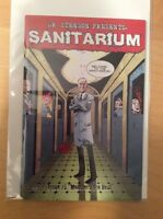 DR STENSON PRESENTS: SANITARIUM #1  NM (9.4 - 9.6) 1ST PRINT, DIABLO COMICS 2014