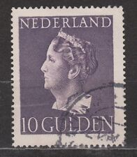 NVPH Netherlands Nederland nr 349 used gest. Koningin Wilhelmina 1946 Pays Bas