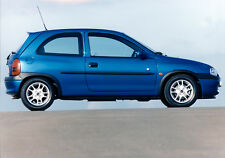 Vauxhall-Opel Corsa B Photo Collection inc GSi-16v, SRi, Sport, over 390 images