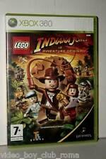 LEGO INDIANA JONES LE AVVENTURE ORIGINALI GIOCO USATO ITALIANO XBOX360 FR1 36643