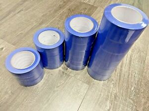 Painting Tape Blue 18mm 24mm 36mm 48mm Painter Masking House 14 Day UV Resistant