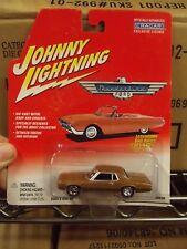 Johnny Lightning 1/64 Thunderbirds 1967 Ford T bird hard top brown Nib