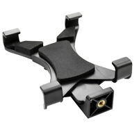 Tripod Mount Adapter 12-20cm Adjustable for iPAD Tablet Selfie Stick Monopod