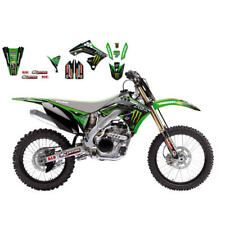 Official Kawasaki KXF 250 Monster Energy Factory Graphics Set 2009-2012