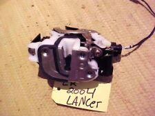 2004 MITSUBISHI LANCER RALLIART LEFT REAR DOOR LOCK LATCH OEM MN159631