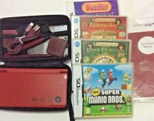 Nintendo DSi XL 25 Anniversary Edition With new Mario Bros. Bundle