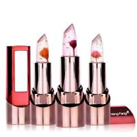Sexy Long-lasting Moisturizer Color-changing Lip Gloss Crystal Jelly Lipstick